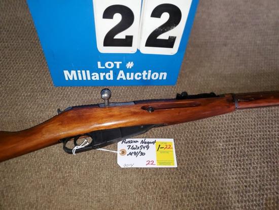 PE ARMS M91/30 7.62X54R NAGANT