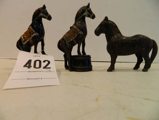Three Horse Banks