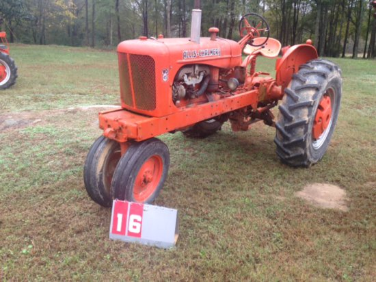 ALLIS CHALMERS WD-45, WITH 3 PT, 226355