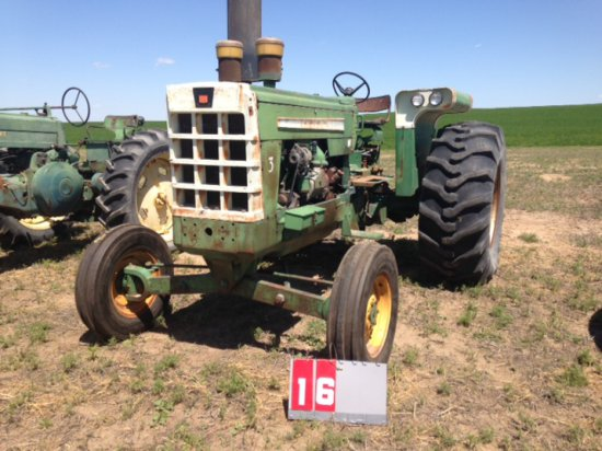 OLIVER 1950 DSL