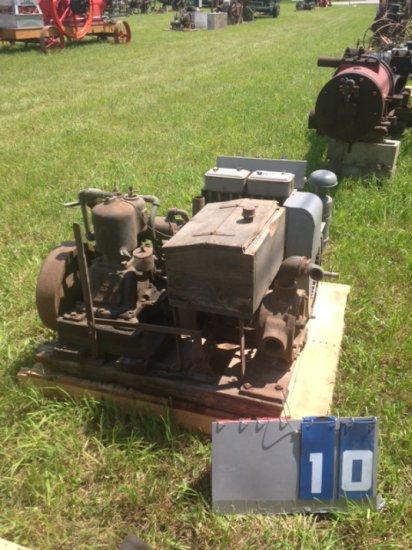 REGAL 4 HP MARINE ENGINE