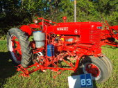 LARGE IH TRACTOR, EQUIP, TOY, LITERATURE AUCTION