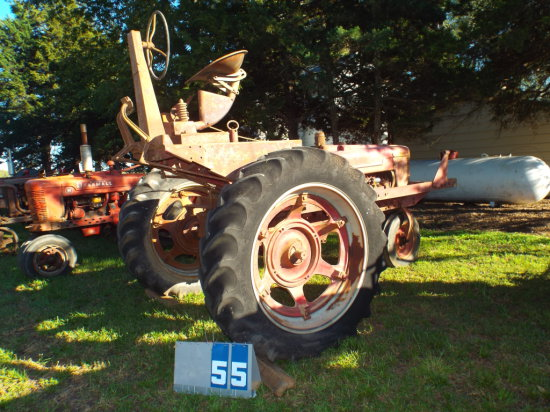 FARMALL H, FBH179552, REVERSED, RUNS