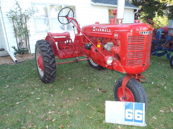 FARMALL BN, 215676, 1947, RUNS