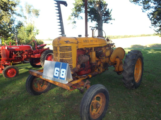 FARMALL INDUSTRIAL A WITH MTD HWY MOWER, ??310335