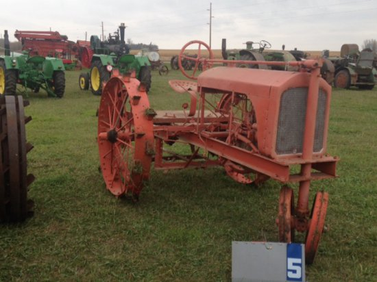MONTGOMERY WARD KIT TRACTOR,