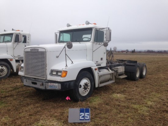 1995 FREIGHTLINER, WITH WET KIT, DETROIT 60 SERIES, 690,456