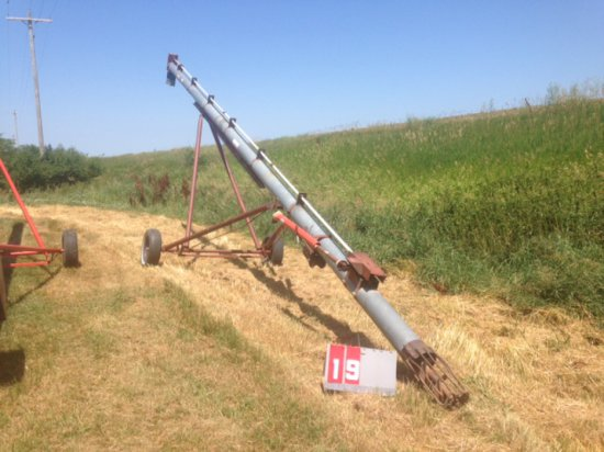PECK 35 FT GRAIN AUGER