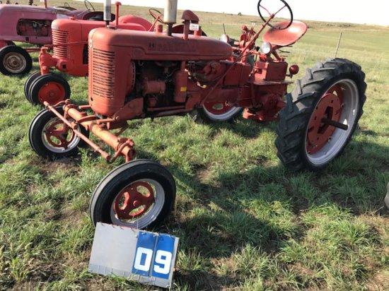 FARMALL SUPER C, 147693, 1952