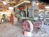 RARE COLLECTIBLE TRACTOR, GAS ENGINE AND EQUIPMENT