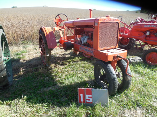 ALLIS CHALMERS WC, 6913, RESTORED