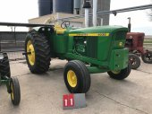 RARE ANTIQUE TRACTOR AND TRUCK AUCTION