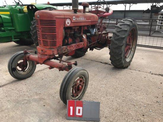 FARMALL SUPER M, 18076, 1953, ORIGINAL