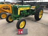JOHN DEERE 435, 438145, 1960, DSL, POWER STEERING, 3 PT, RESTORED
