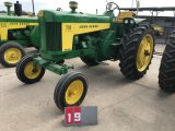 JOHN DEERE 730, DSL, 1959, 7317928, POWER STEERING, 3 PT, WIDE FRONT, RESTORED