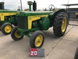 JOHN DEERE 830, 8304251, 1959, ELECTRIC START, RESTORED