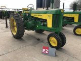 JOHN DEERE 730 DSL, 7317658, 1959, 3 PT, OLDER RESTORATION
