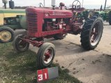 FARMALL M, 286728, 1951, WIDE FRONT, RESTORED