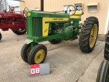 JOHN DEERE 620, 6217971, 1958, OLDER RESTORATION