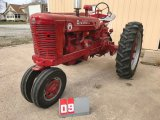 FARMALL SUPER M, 510041, 1953, RESTORED