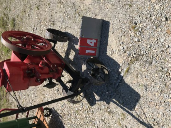 MASSEY HARRIS, 3 HP, P1802,