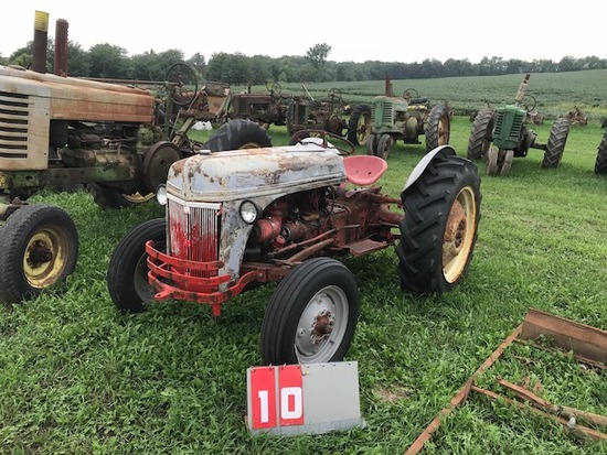FORD 8N, 272926, 1950, ORIGINAL, NOT RUNNING