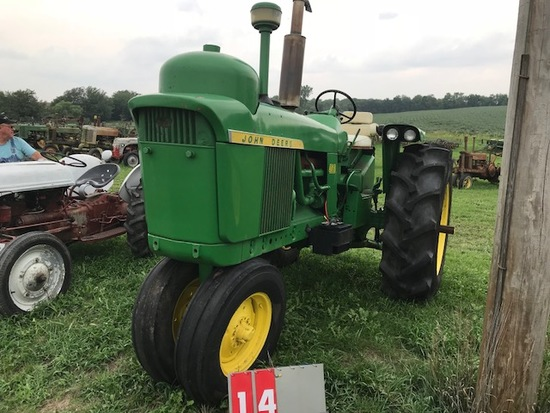 JOHN DEERE 4010, RC, LP, 21T368470, 1962, LESS THAN 10% OF THE TOTAL 4010 PRODUCTION WAS LP.