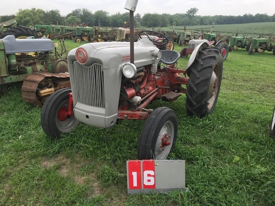 FORD JUBILEE,54622, 1951, RUNS, RESTORED