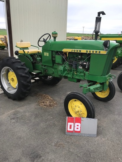 JOHN DEERE 1010, RS49012, 3 PT, RUNS