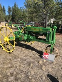 LARGE ANTIQUE TRACTOR, EQUIP & SHOP TOOL AUCTION