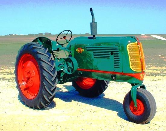 """1942 Oliver 70 """"RC"""""""