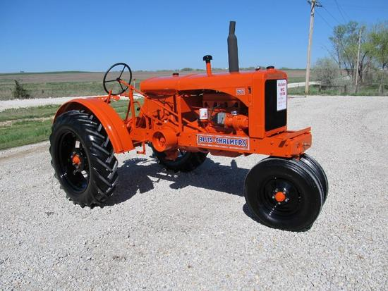 1938 Allis Chalmers WC