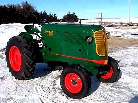1947 Oliver 88 Standard