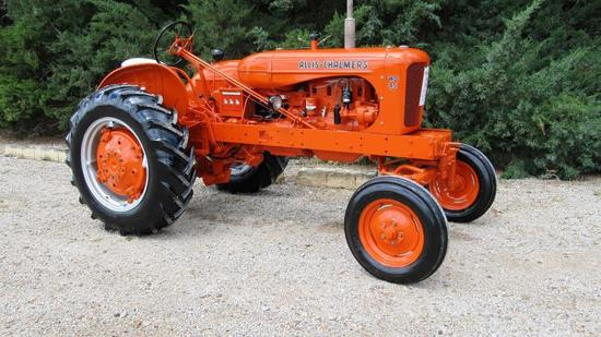 1953 Allis Chalmers WD45