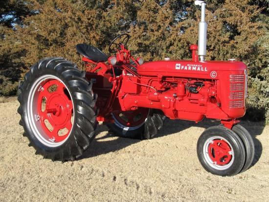 1951 Farmall C