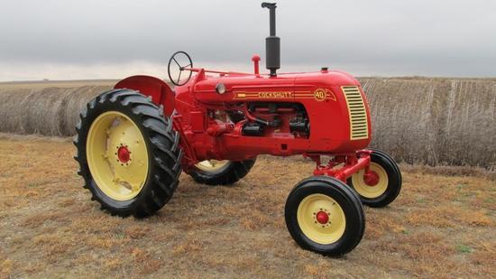 1952 Cockshutt 40