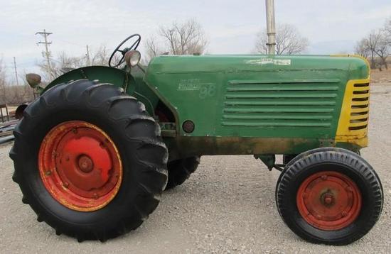 1951 Oliver 88 Diesel