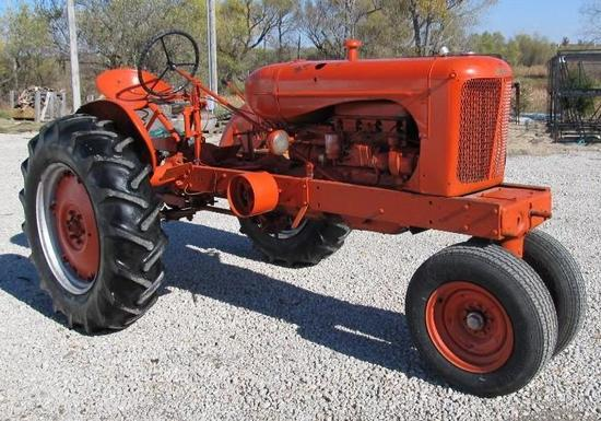 1941 Allis Chalmers WC