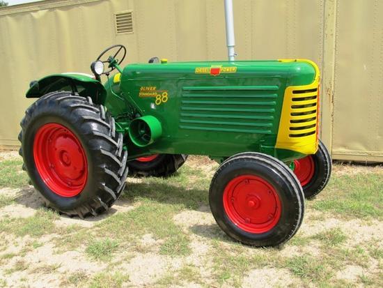 1953 Oliver 88 Diesel