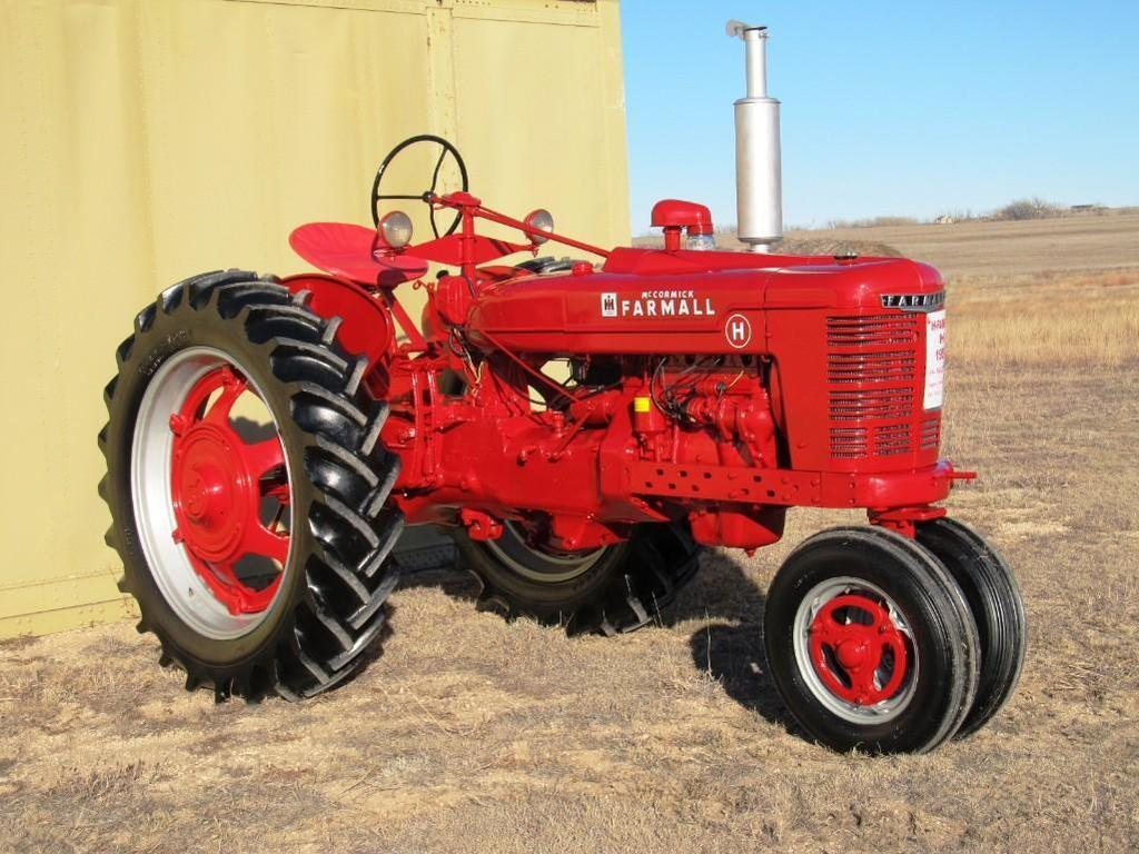 1951 Farmall H