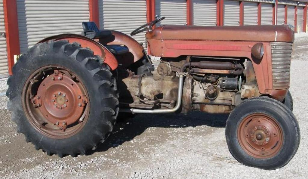 1958 Massey Ferguson 50