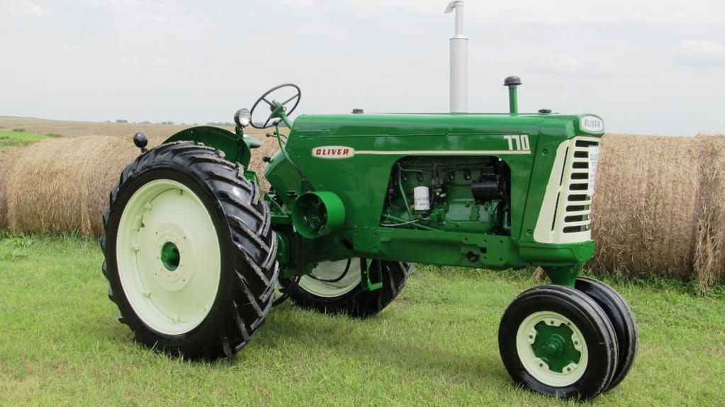 1959 Oliver 770