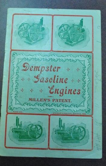 1900 Dempster Catalog