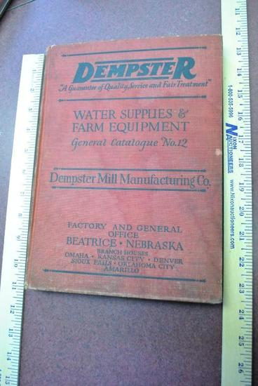 1928 Dempster General Catalog