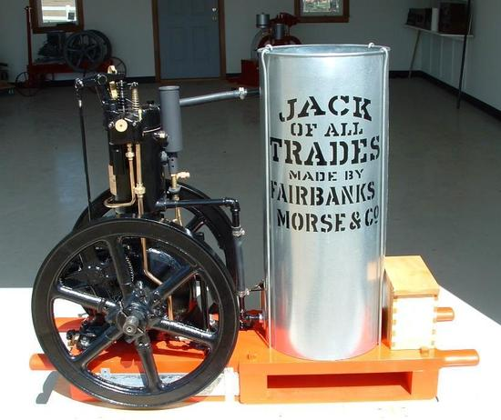 """Fairbanks """"Jack of all Trades"""""""