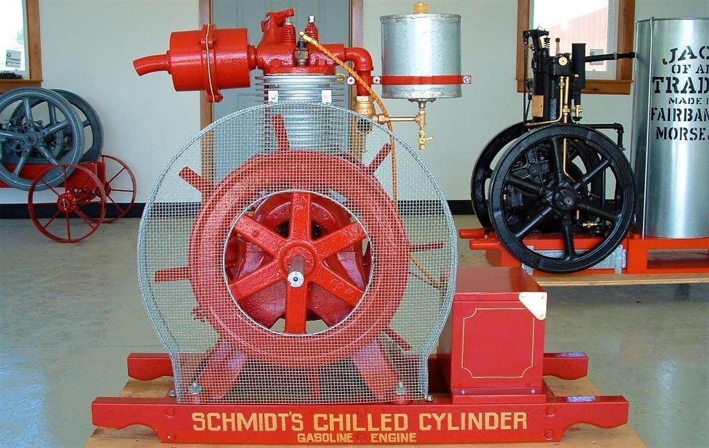 Schmidts Chilled Cylinder