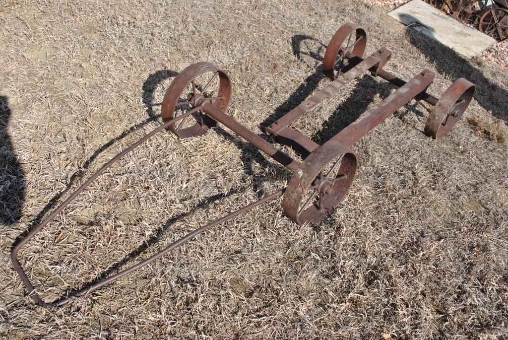 Fair Banks and Morse Cart