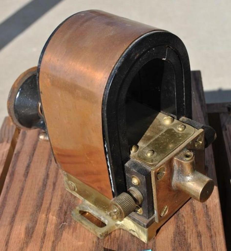 Brass Friction Drive