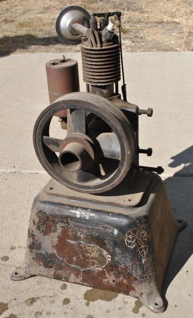 Standard Cream Separator Engine