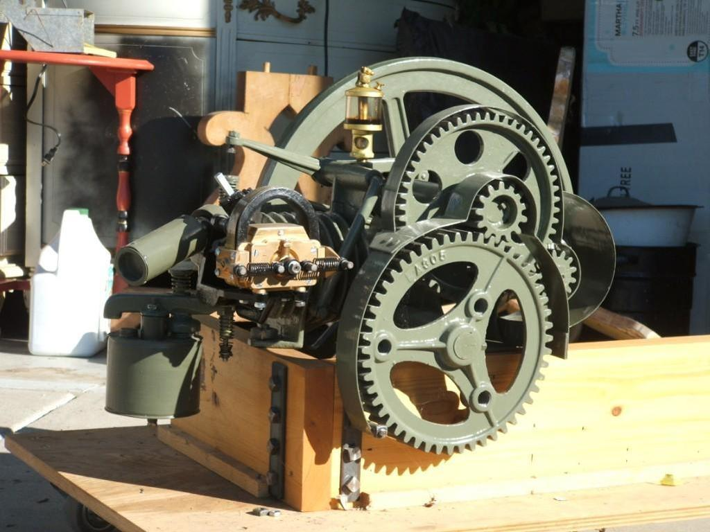 Aermotor 8 Cycle Pump Engine
